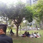 Taipei Walking Tour - Daan Park
