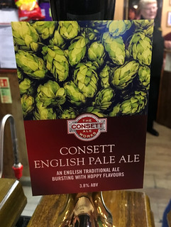 Consett Ale Works, Consett English Pale Ale, England