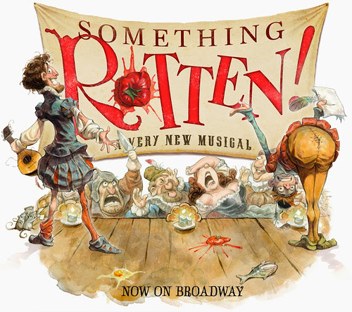 "FAIRWINDS Broadway in Orlando presents ""Something Rotten!"""