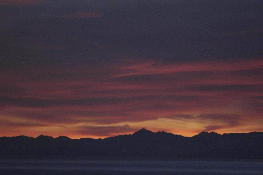 Sunrise Ohope