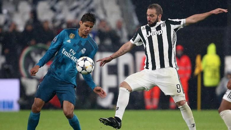 Madrid Tidak Akan Bermain Bertahan Saat Menjamu Juventus Pada Leg Kedua Liga Champions