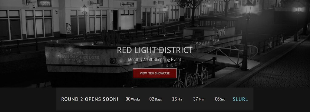 RLD – Red Light District – April 15th