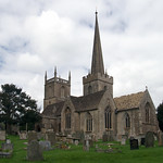 The parish church of Saint Mary, Purton