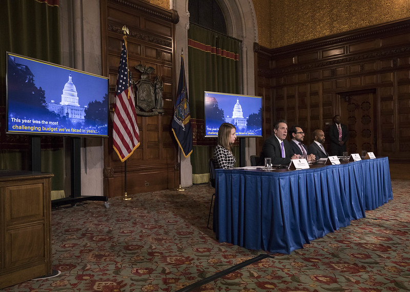 Governor Cuomo Announces Highlights of the FY 2019 Budget