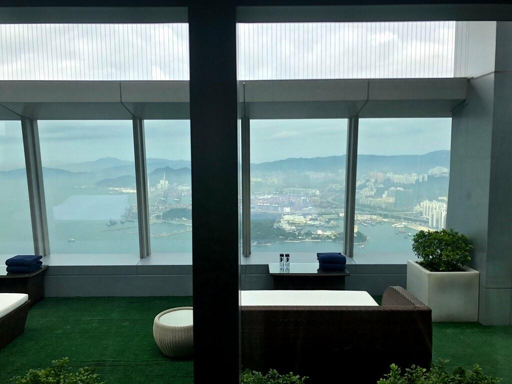 Ritz-Carlton Hong Kong Pool and Gym 15