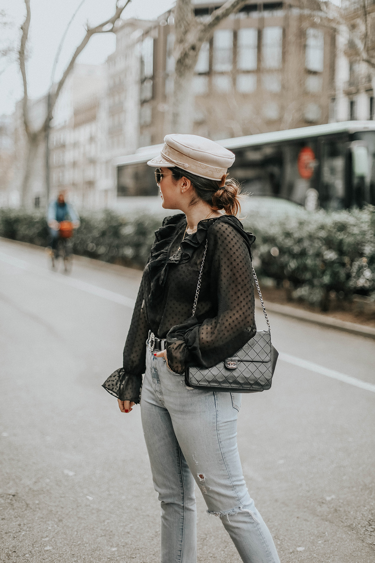 loavies-ruffle-blouse-levis-skinny-501-jeans-amazon-fashion-streetstyle3
