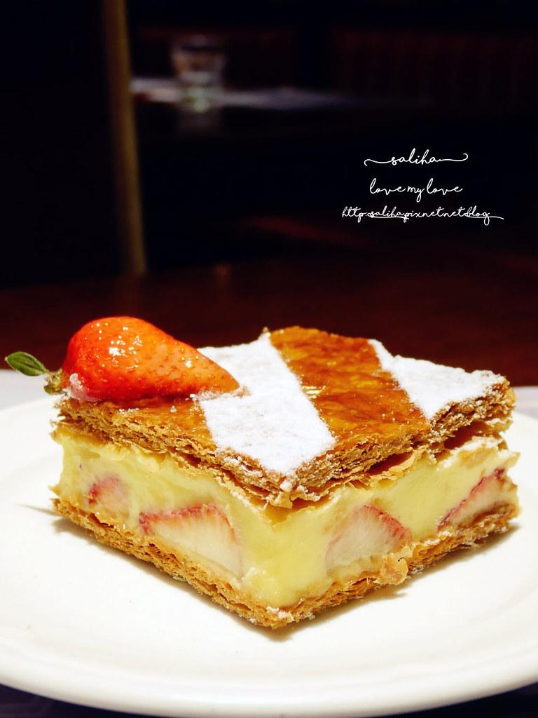 台北東區圓環咖啡館下午茶paul仁愛店甜點蛋糕 (4)