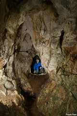 Grotte du chemin de Fer - Dampierre - Jura