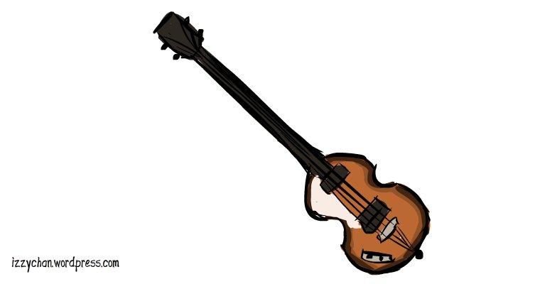 paul mcCartney guitar