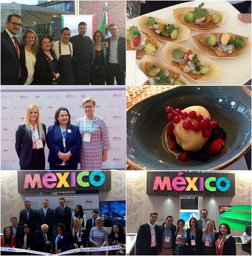 México participa en la feria de turismo IMEX 2018 en Frankfurt
