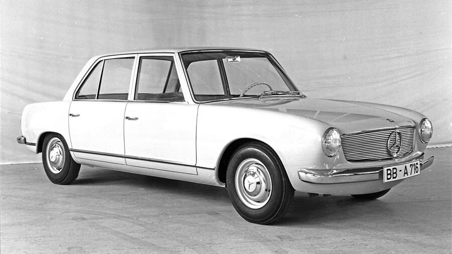 Audi pod Daimler 60god4