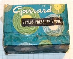 Garrard Stylus Pressure Gauge SPG3 10