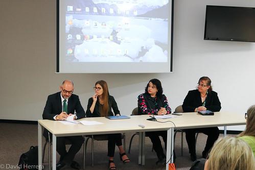 Taller para combatir la violencia sexual en Niñas Niños y Adolescentes