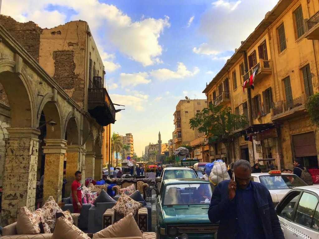 Cairo street photography is not everyone's cup of tea