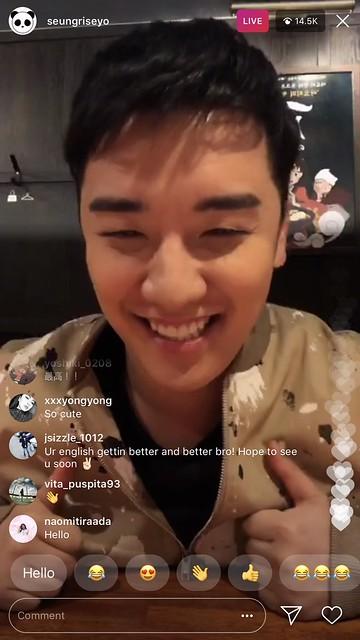 BIGBANG via kristinekwak - 2018-04-18  (details see below)