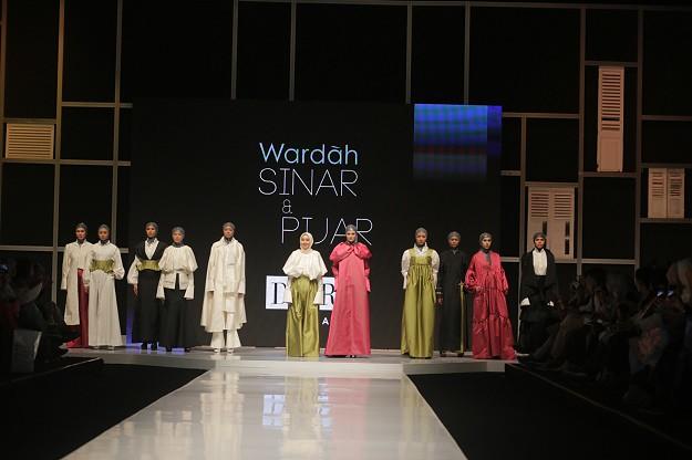 Kolaborasi Wardah Bersama 4 Desainer di Panggung MUFFEST 2018
