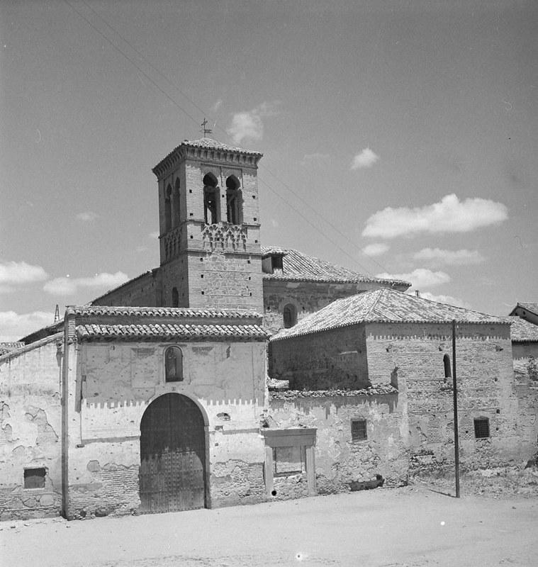 Convento de la Concepción Francisca. Fotografía de Juan Miguel Pando Barrero © Fototeca del IPCE signatura PAN-061030_P