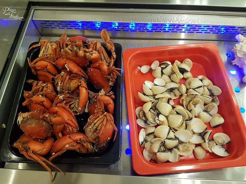 grand mercure feast seafood