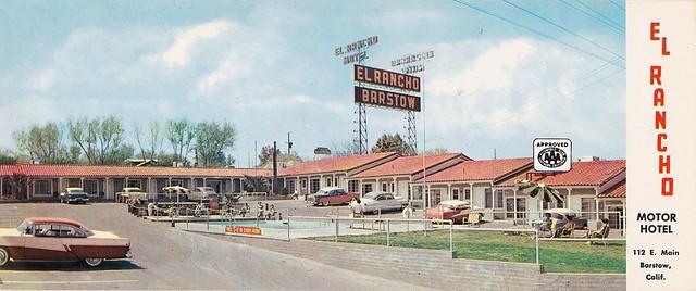 El Rancho Barstow