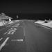 Naoshima Island road infrared