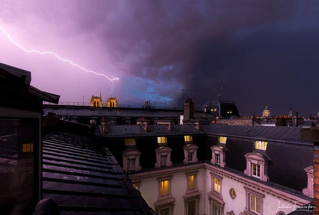Notre-Dame des Orages, Paris