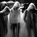 Touristes fantômes