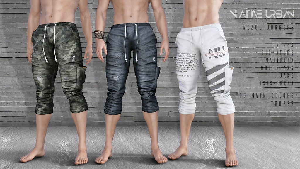 Native – Wezol Joggers
