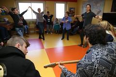 Rencontre intergénérationnelle sur la culture flamenca