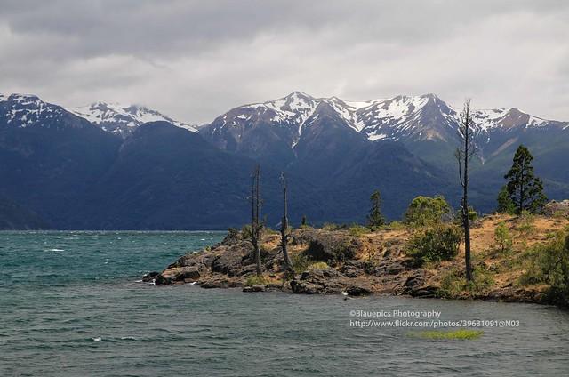 PN Los Alerces, Lago Futalaufquen