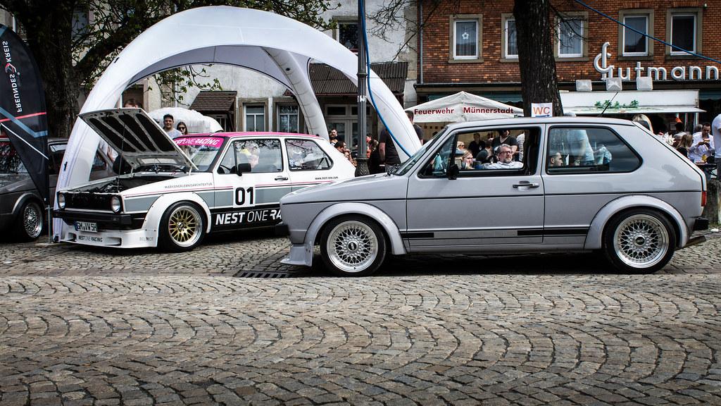 VW Golf Mk1 Typ 17
