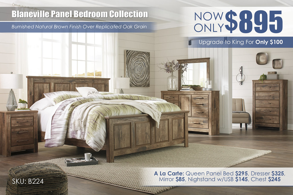 Blaneville Panel Bedroom Collection_B224-31-36-46-58-56-97-92-Q366