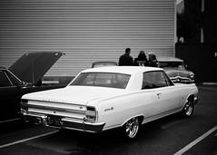 Gardena Elks Car Show (Ilford Delta 100)