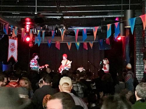 GENDERS @ Treefort Music Fest 2018, Neurolux, Boise, ID, 23 March 2018