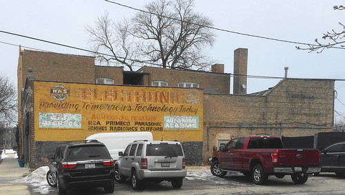 NAS Electronics Ghost Sign