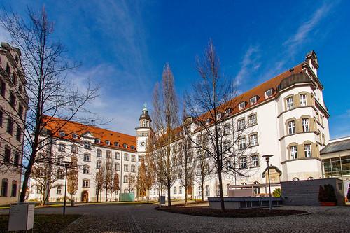 Former Jesuit college, Dillingen an der Donau