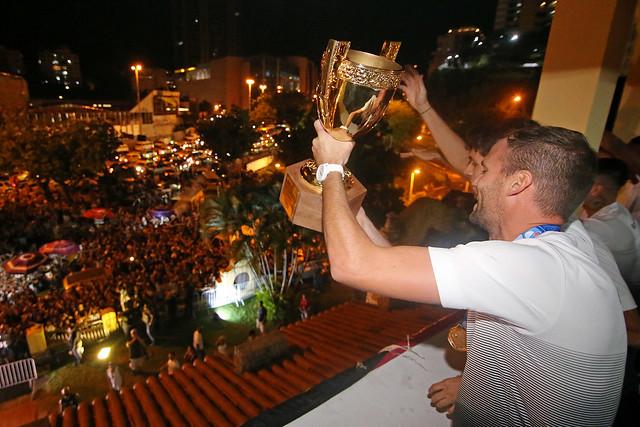 Carioca 2018 - Comemoração em General Severiano
