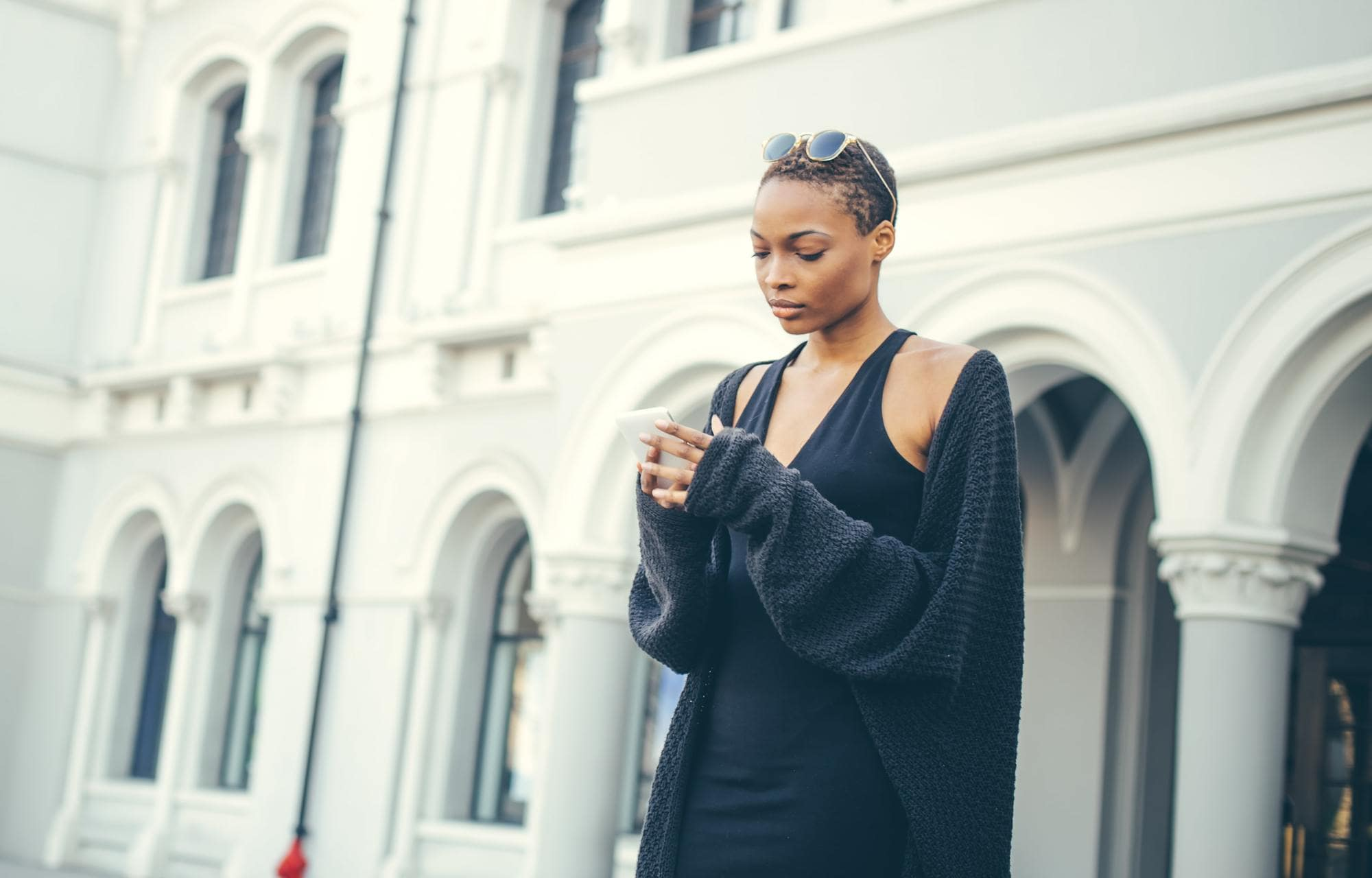Top Shaved Black Womens Haircuts 2018/2019 : 20 of the Best Looks 9