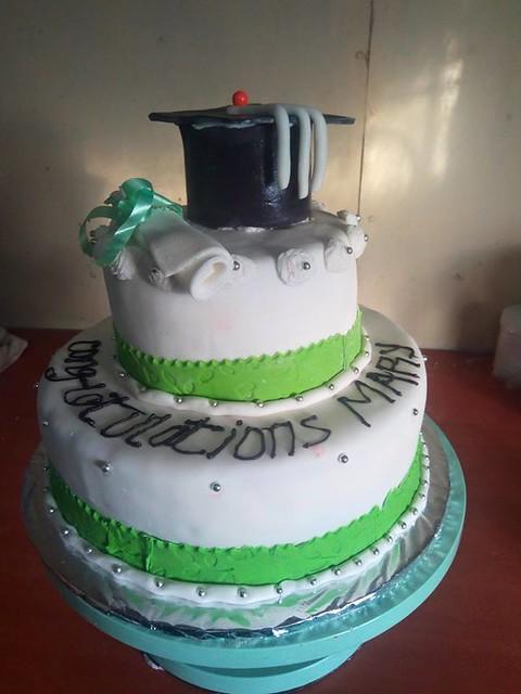 Cake by Jeki Bakers