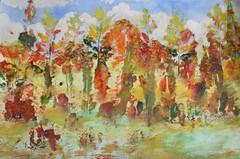 Митяева Юлия (рук. Киселева Дарья Вагифовна) - Осень