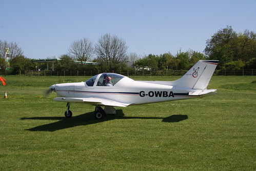 G-OWBA Alpi Aviation Pioneer 300 [PFA 330A-15155] Popham 050518