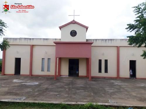 Encerramento da Festa da Divina Misericórdia em Bonito