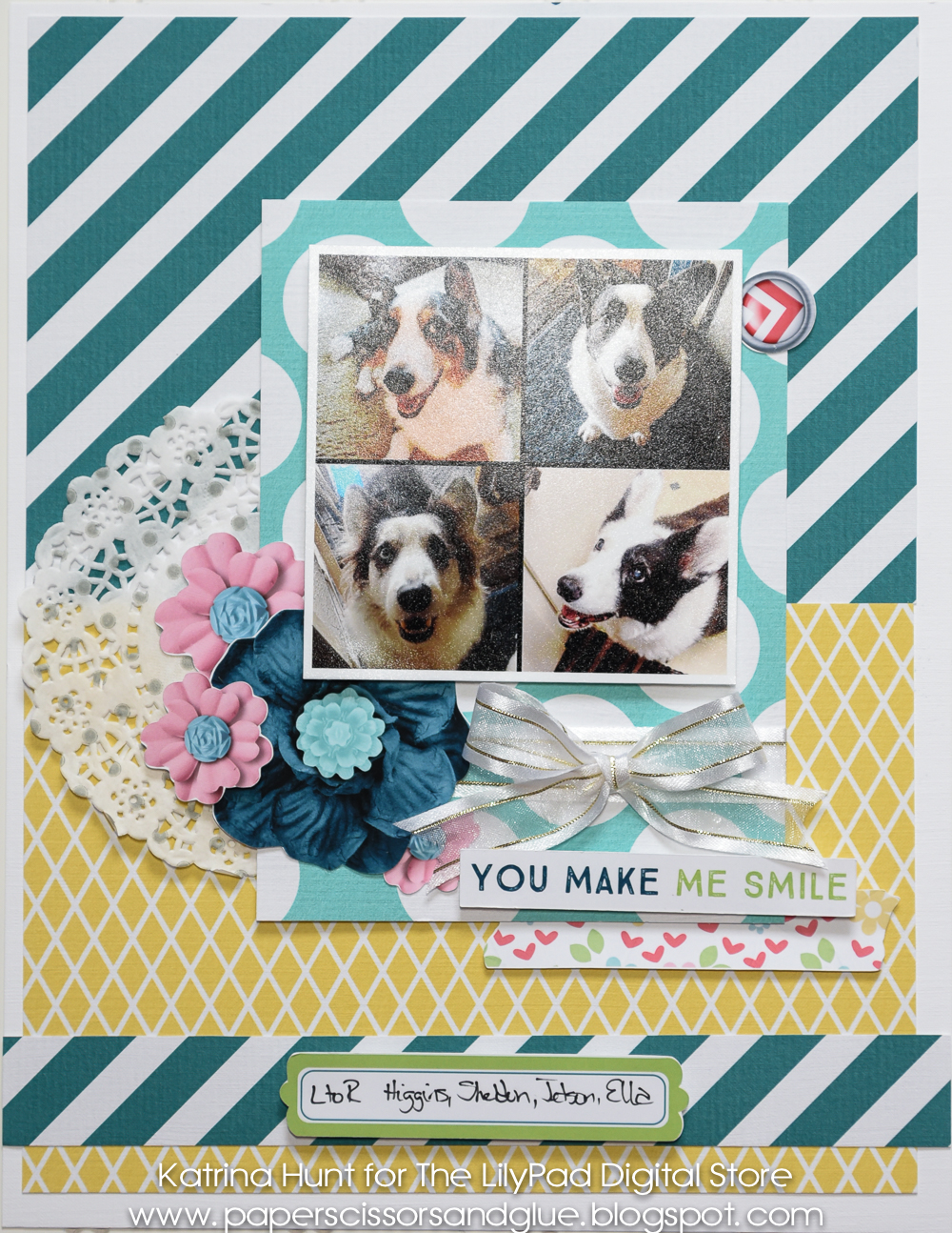 You_Make_Me_Smile_Hybrid_Scrapbook_Layout_The_Lilypad_Becca_Bonneville_Katrina_Hunt_1000Signed-1