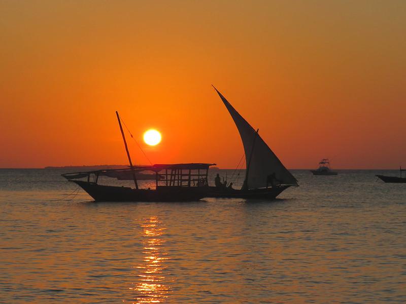 Zanzibar atardecer 2