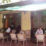 cà phê with Mr. Công