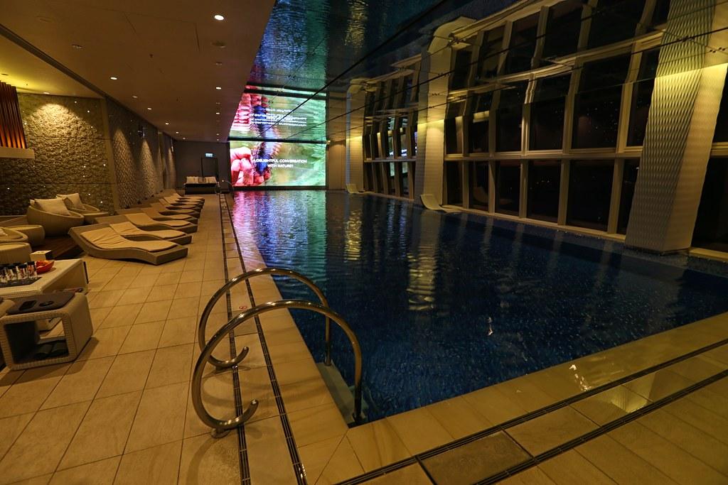 Ritz-Carlton Hong Kong Pool and Gym 20