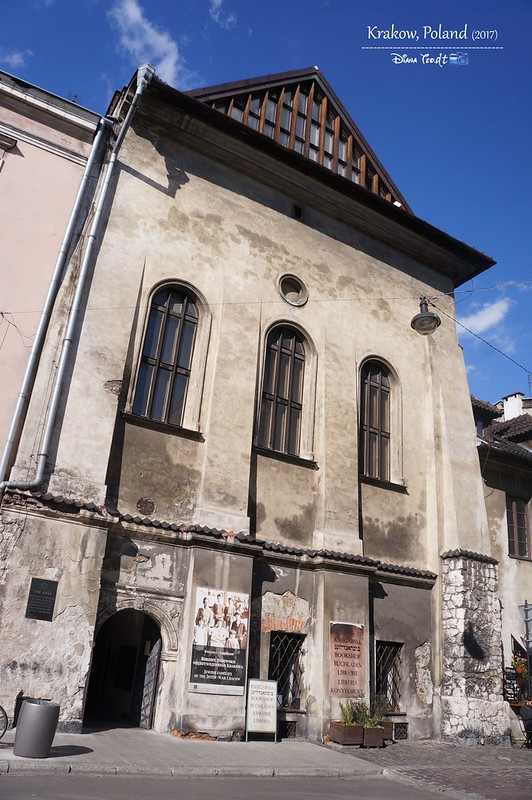 2017 Europe Krakow 06 Krakow Kazimierz The Former Jewish District