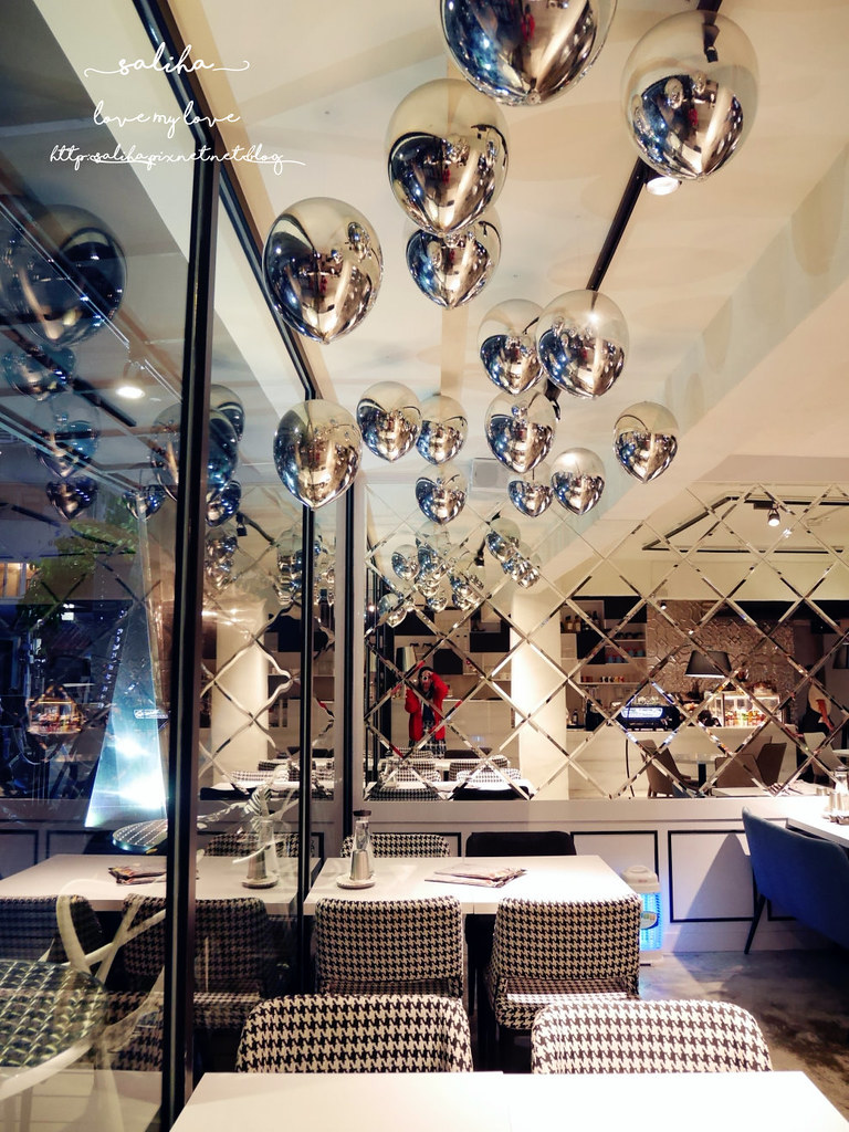台北東區情人節約會浪漫餐廳美食推薦alamode Table  (1)