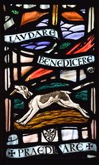 Laudare, Benedicere, Praedicare (Margaret Agnes Rope, 1931)