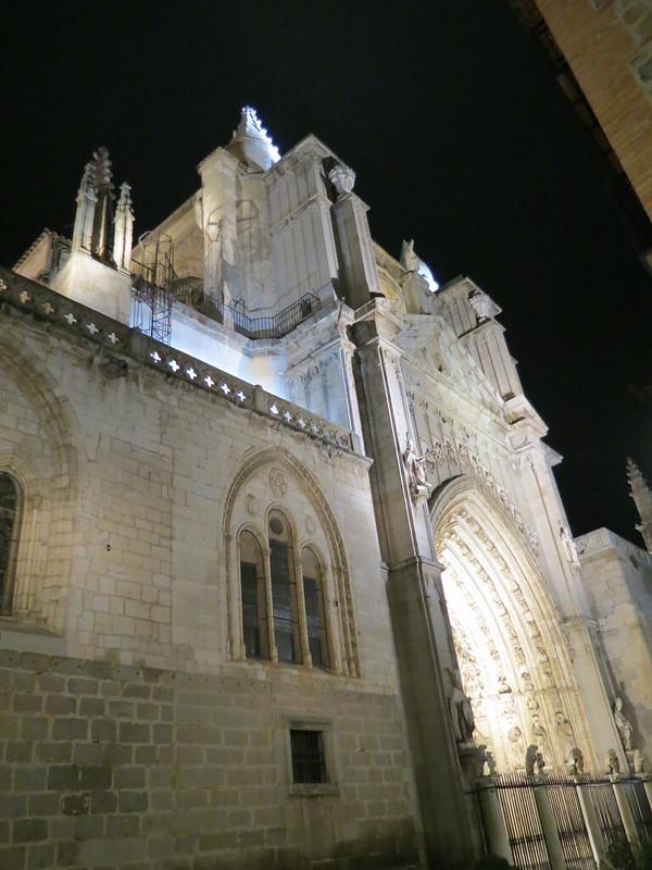 Catedral de Santa María de ToledoPuerta de los LeonesIMG_3199