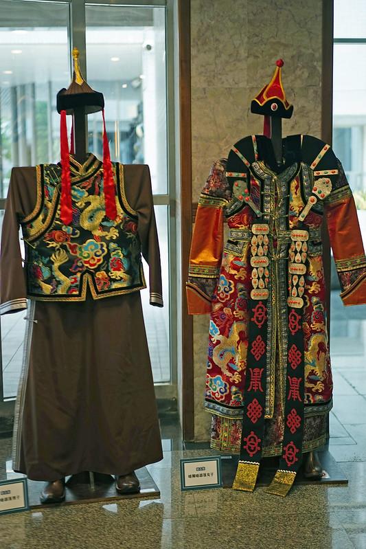 喀爾喀部落服飾